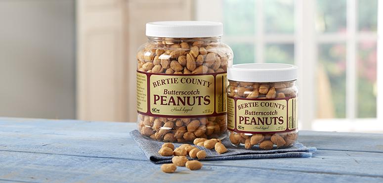 Butterscotch Peanuts