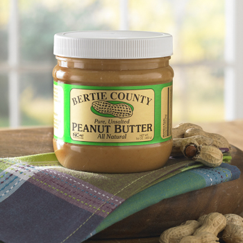 All Natural Unsalted Peanut Butter