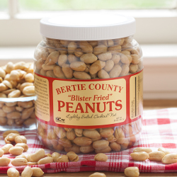 Blister Fried Peanuts - 10 oz. Jar