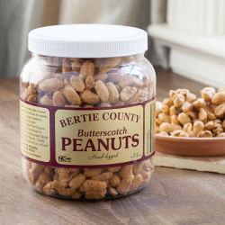 Butterscotch Covered Peanuts - 9 oz. Jar