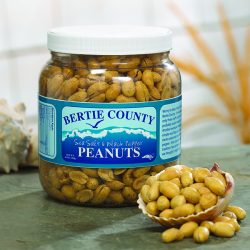 Sea Salt and Black Pepper Peanuts