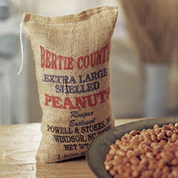 Raw Shelled Peanuts - Extra Large Redskin Peanuts 2 lb. Bag