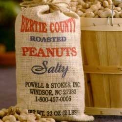 Roasted in the shell Peanuts - Salty